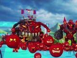 Lava Monsters