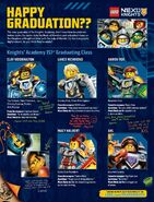 Happy Graduation knights