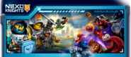 LEGONEXOKNIGHTS Mainstage Desktop
