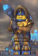 Queen Halbert armor