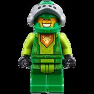 Battle suit aaron