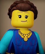 Queen Halbert CGI