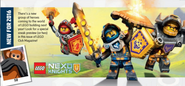 Nexo KNights new for 2016