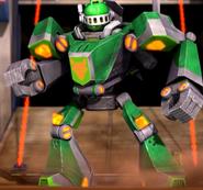Aaron Battle Suit