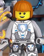 Lance cosplayer hair