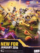 Nexo Knights teaser