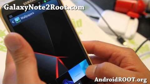 Frosty JellyBean (Galaxy Note 2 Review)