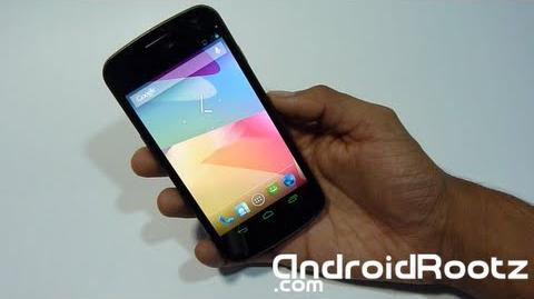 JellyB-TSM for Galaxy Nexus