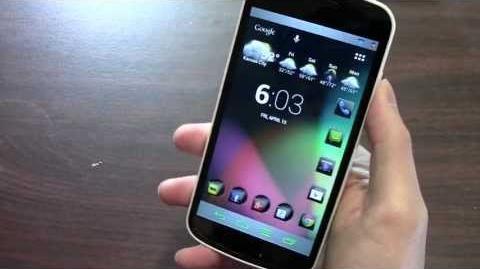 BAMF Paradigm - Galaxy Nexus