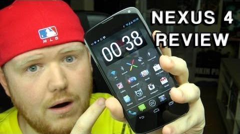 Nexus 4 Review (Sam Pullen)