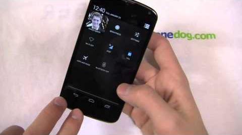 Nexus 4, one month later (Phonedog)