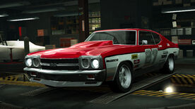 NFSW Chevrolet Chevelle SS SuperStock