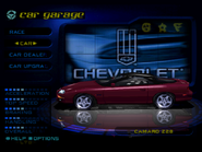 NFSHS Chevrolet Camaro Z28 1998 PS1