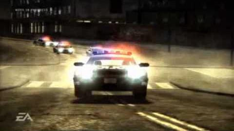 Need for Speed Most Wanted - E3 2005 Trailer