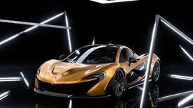 NFSHE McLarenP1 Stock
