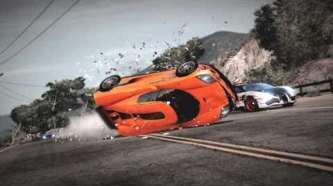 NFS Hot Pursuit - Gameplay Trailer