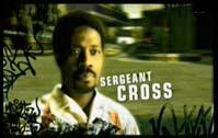 Sergeant Cross