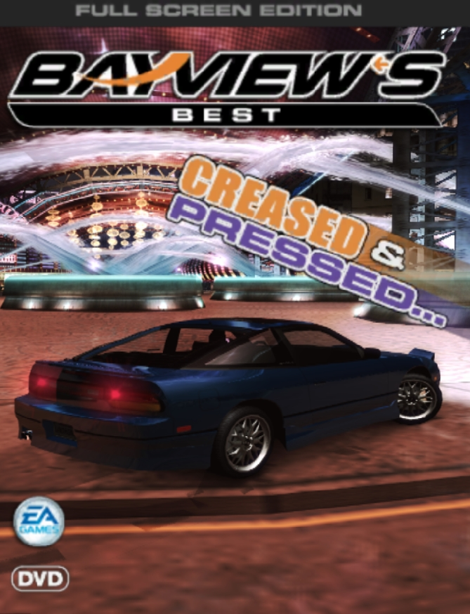 Need for Speed: Underground 2/Special Event/DVD Covers