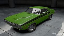 Dodge Challenger R/T 426 Hemi