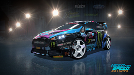 NFSNL Ford FiestaKenBlock Promo
