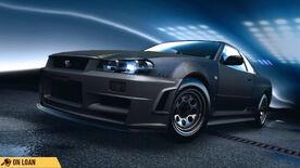 NFSNL Nissan Skyline R34 Stage3