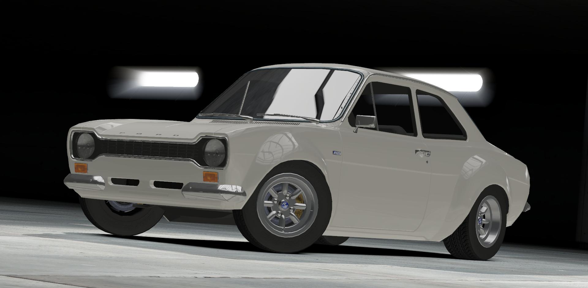 Ford Escort Mk1 RS1600