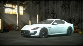 NFSTR Maserati GranTurismoMCStradale Stock