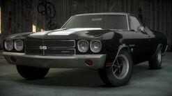 TheRun Chevrolet Camino SS