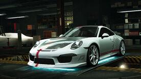 NFSW Porsche 911 Carrera S 991 Snowflake