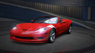 HPRM Chevrolet Corvette GrandSport 2010
