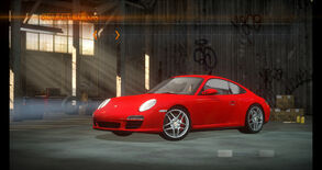 NFSTR Porsche911Carrera4S
