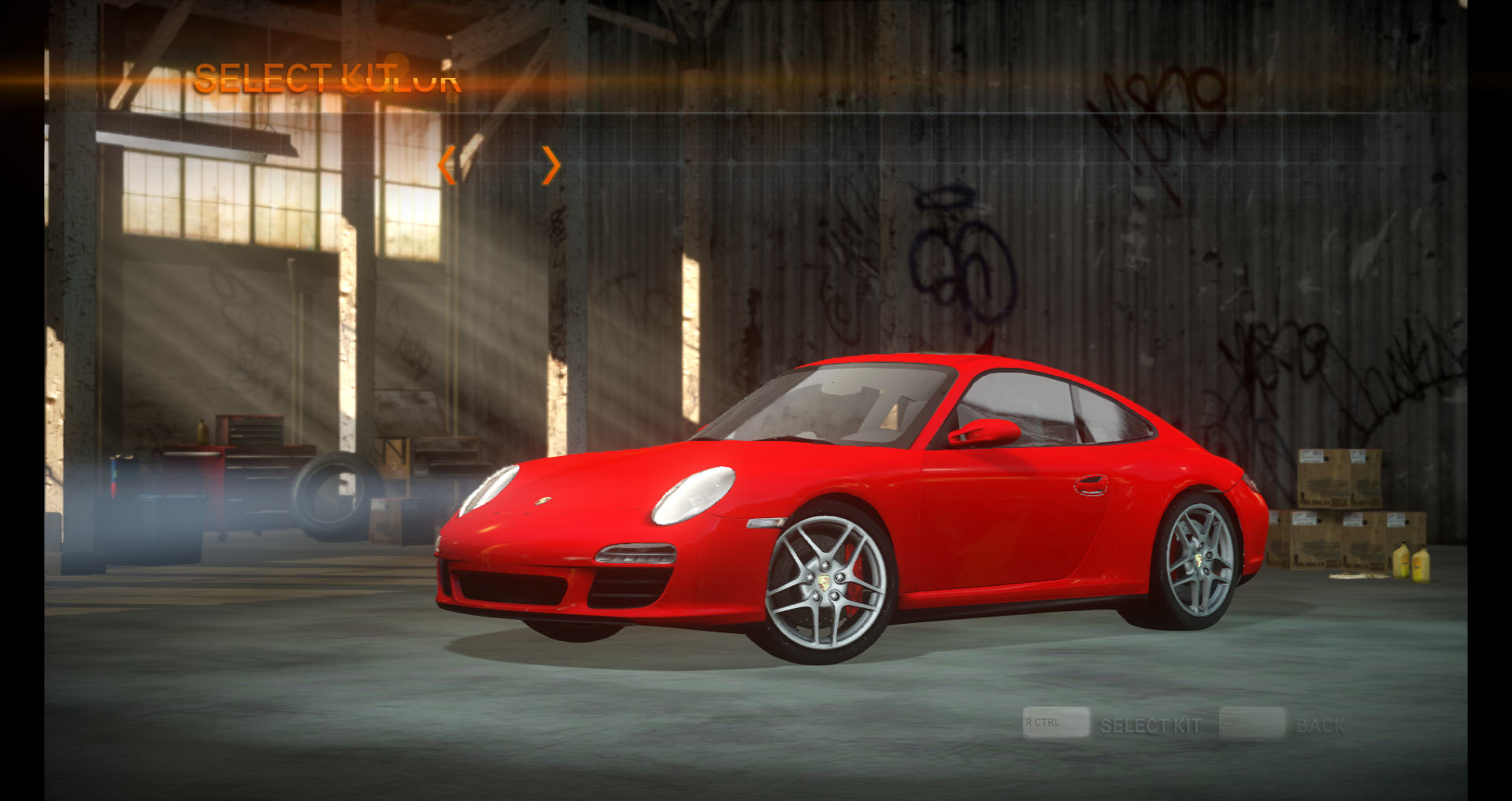 Porsche 911 Carrera 4S (997.2)