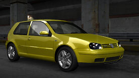 NFSUG Volkswagen Golf Stock
