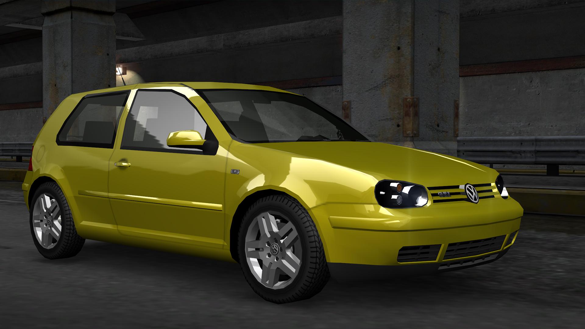 Volkswagen Golf GTI 2.0L (Mk4)