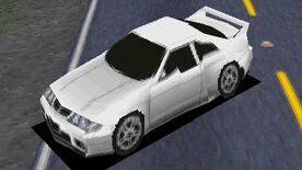 NPODGTR Nissan Skyline GTR R33