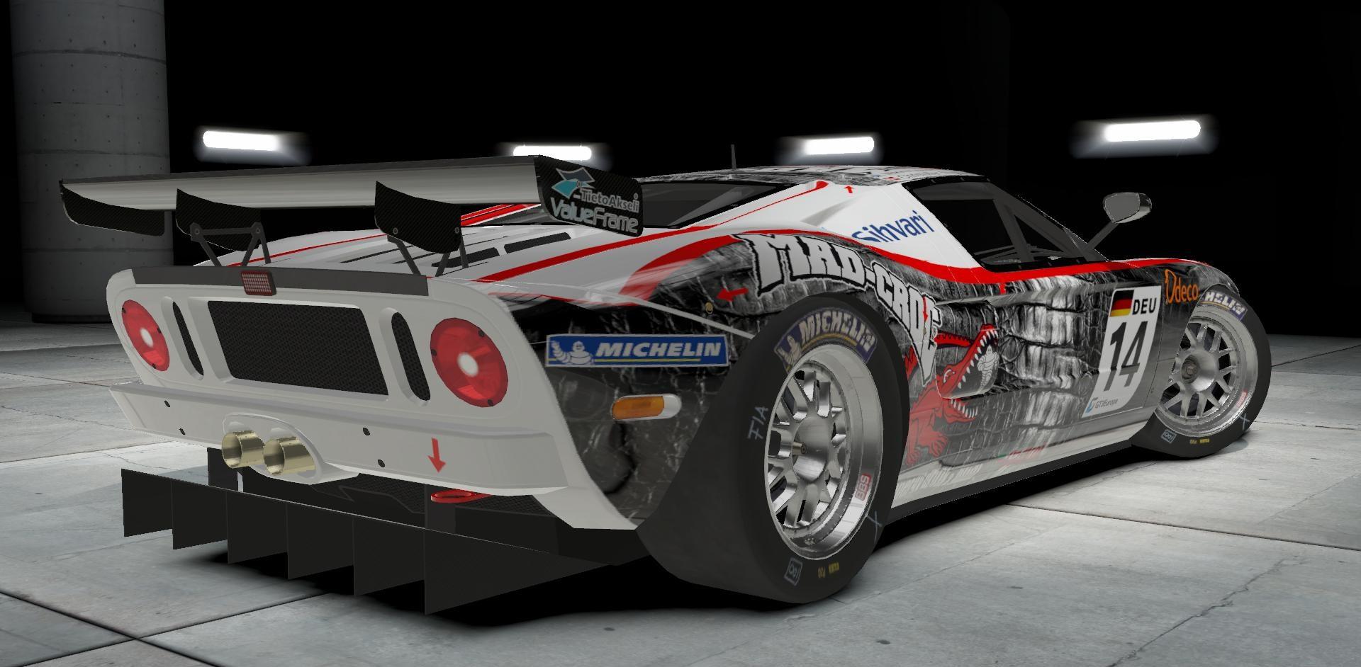 Matech Ford GT GT3