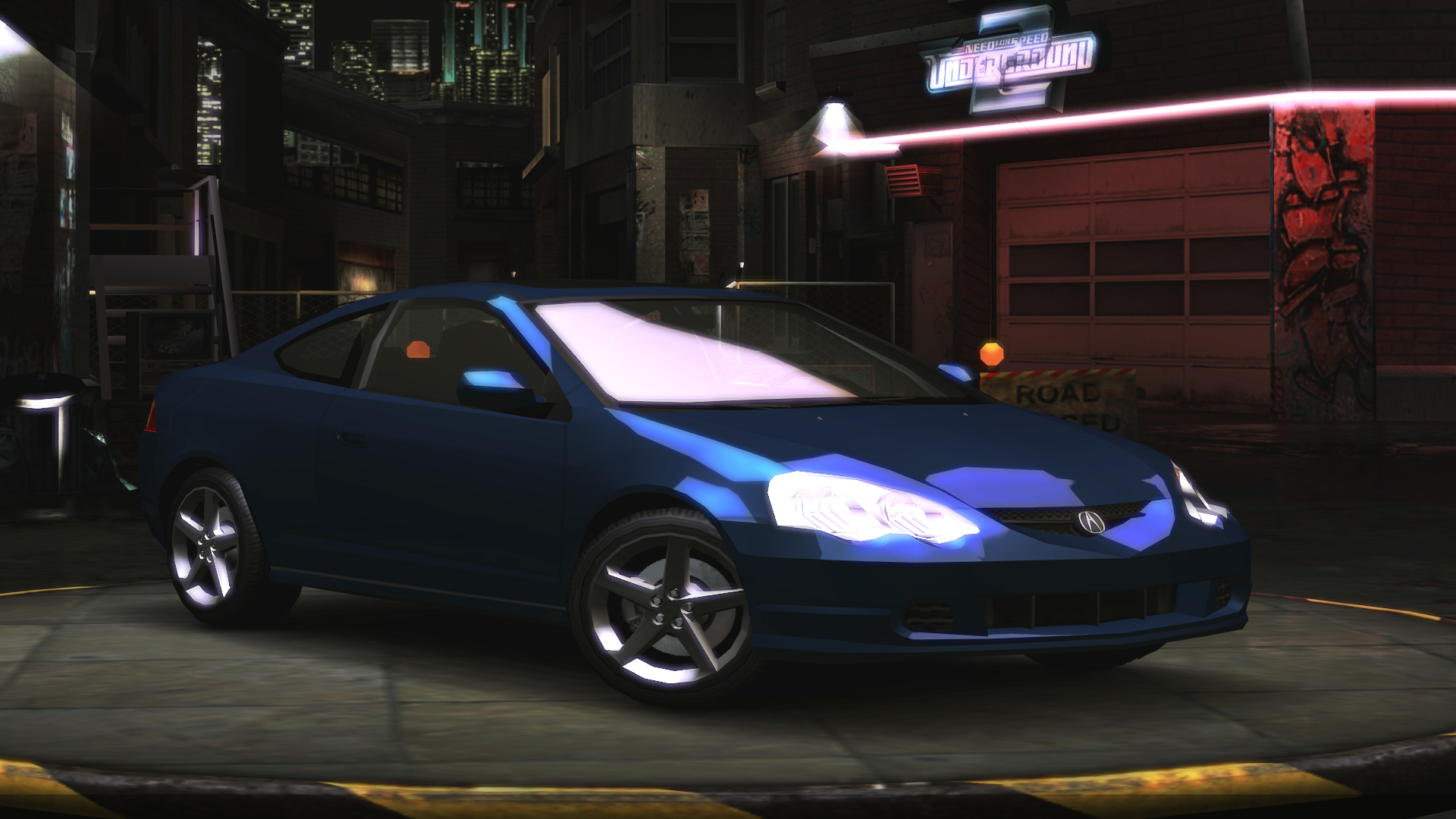 Need for Speed: Underground 2/Cars