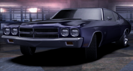 CARBON Chevrolet Chevelle SS