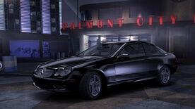 NFSC MercedesBenz CLK500 Stock