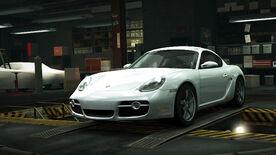 NFSW Porsche Cayman S White
