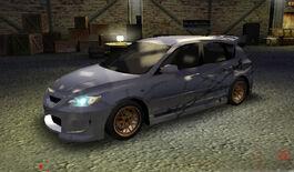 NFSCOTC Mazdaspeed3 Arjen