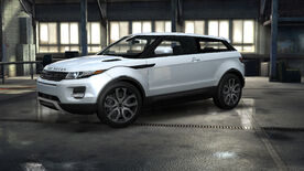 NFSDuel Land Rover Evoque