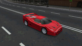 NFSIISE Ferrari F50