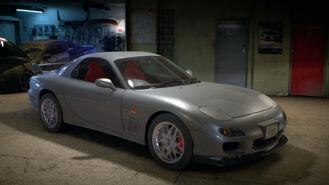 NFS2015 Mazda RX-7 Spirit R 2002 Garage