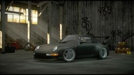 NFSTR Porsche 911GT2 Stratis