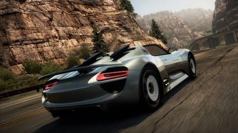 Need for Speed Hot Pursuit (2010) - Wanted