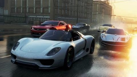 Need for Speed: Most Wanted (2012)/SpeedList