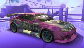 NFSPS PSP NissanSilviaS15 RaceVersion