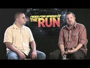 Need for Speed The Run - Game Designer (Challenge Series) Interview