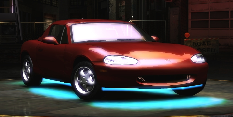 Need for Speed: Underground 2/Car Specialties Shop/Neons
